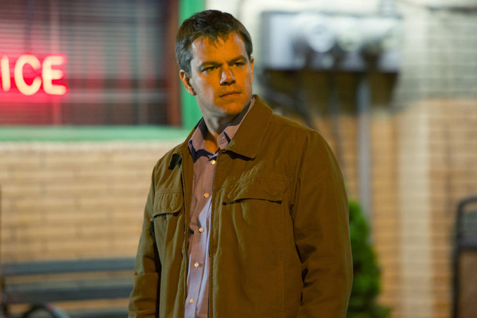Matt Damon as Steve Butler in