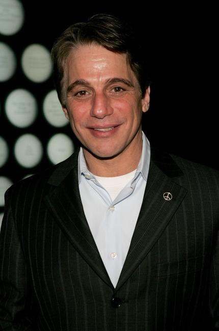 Tony Danza at the album release celebration of