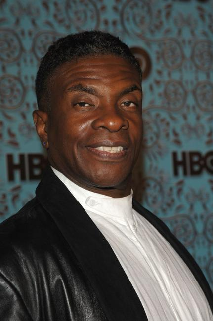 Keith David at the HBO Emmy after party.