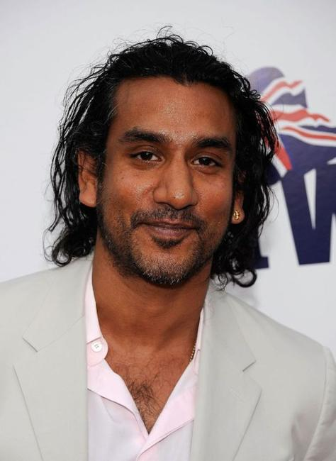 Naveen Andrews at the Champagne Launch Of BritWeek 2009.