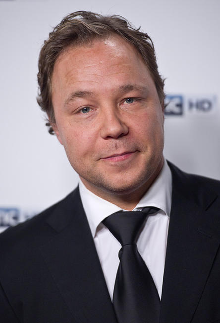 Stephen Graham at the launch of the Sky Atlantic channel in England.