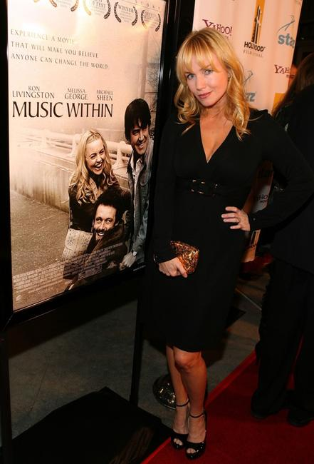Rebecca De Mornay at the 2007 Hollywood Film Festival.