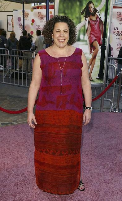 Marcia de Bonis at the premiere of