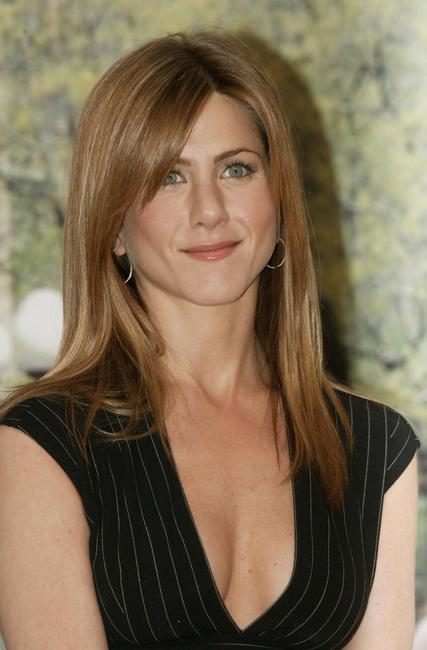 Jennifer Aniston at the photocall to promote