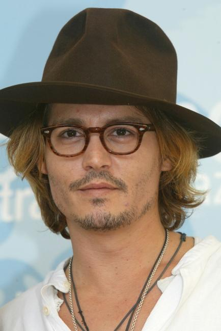 Johnny Depp at the photocall of