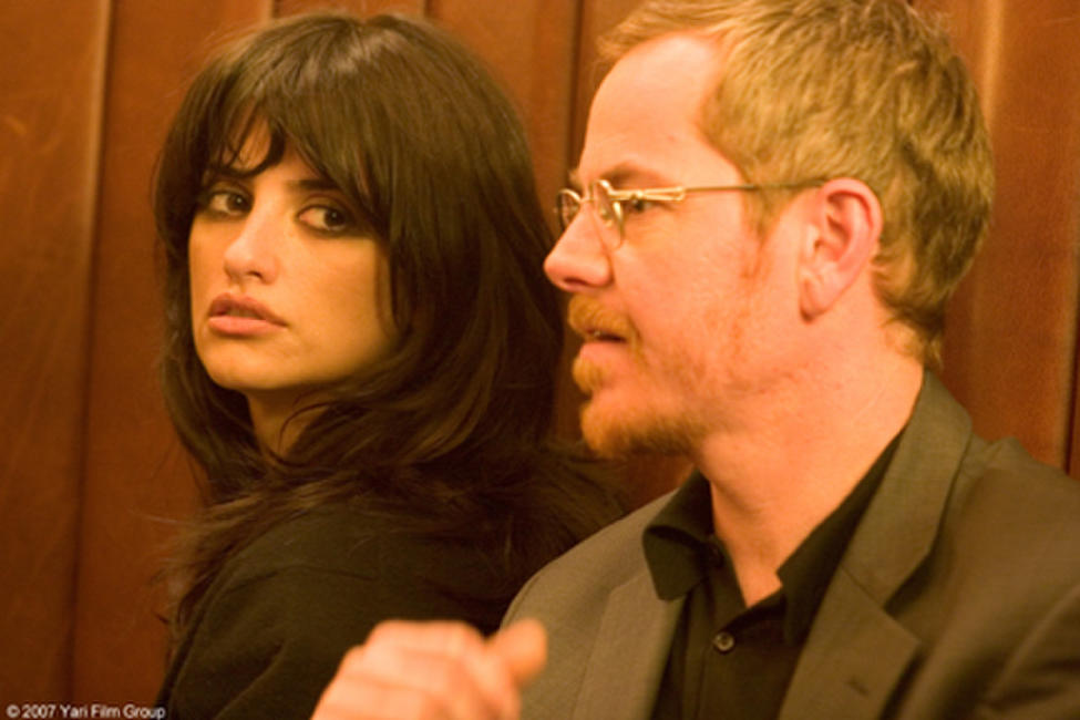 Penelope Cruz and Simon Pegg in
