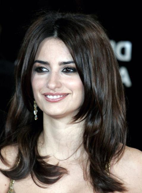 Penelope Cruz at the European Film Awards 2006.
