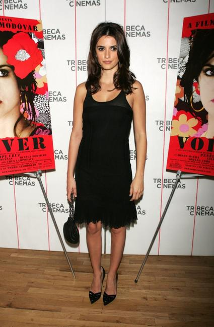 Penelope Cruz at the private screening of
