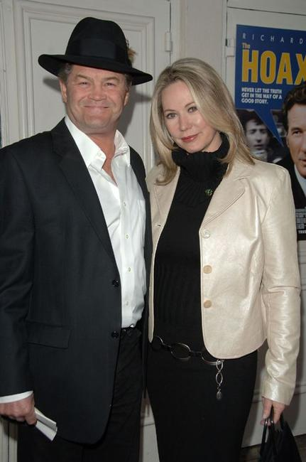 Micky Dolenz and Ami Dolenz at the special screening of