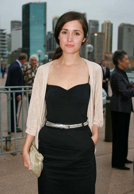Rose Byrne at the Opening Night of