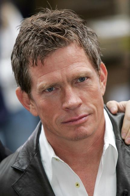 Thomas Haden Church at the NBC Today Show.