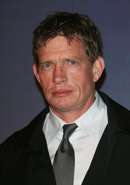 Thomas Haden Church at the Paris premiere of the