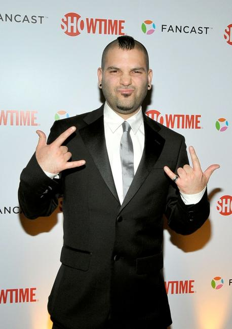 Guillermo Diaz at the official Showtime after party of 66th Annual Golden Globe Awards.