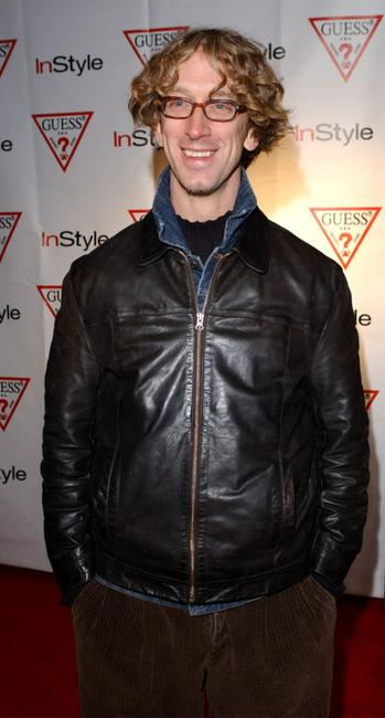 Andy Dick at the In-Style party during the Sundance Film Festival.