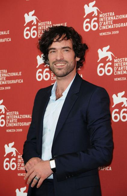 Romain Duris at the photocall of