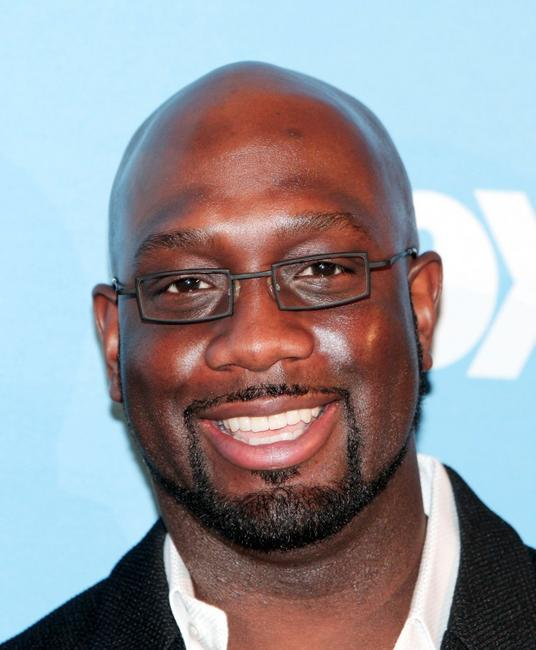 Richard T. Jones at the press conference to announce the nominees of 39th Annual NAACP Image Awards.