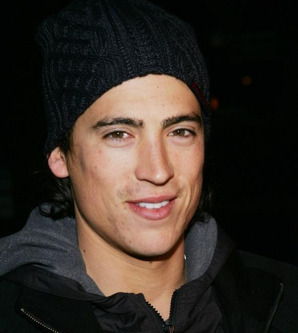 Andrew Keegan at the Rize Premiere Party.