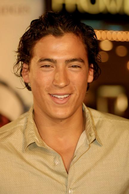 Andrew Keegan at the world preimere of