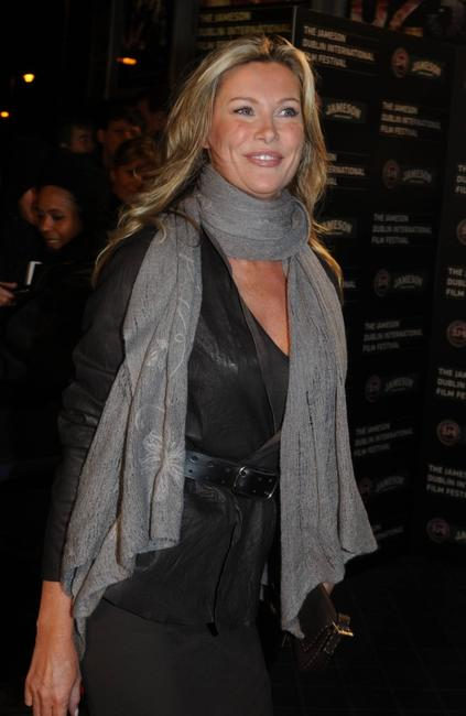 Alison Doody at the European premiere of