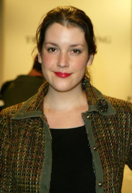 Melanie Lynskey at the True Meaning Spring 2005 show.