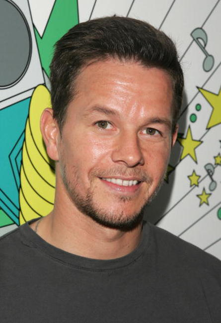 Mark Wahlberg at MTV's Total request Live in N.Y.