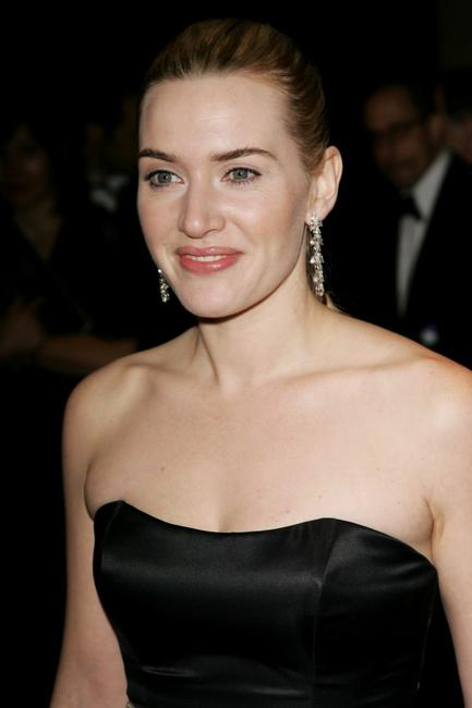 Kate Winslet at after party for The Orange British Academy Film Awards.