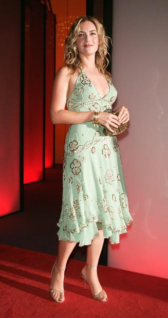 Kate Winslet at the 61st Venice Film Festival premiere of