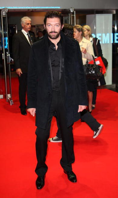Vincent Cassel at the BFI 51st London Film Festival.