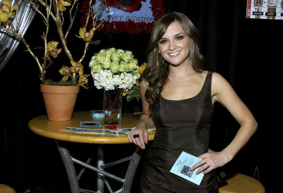 Rachael Leigh Cook at Spike TV's Video Game Awards in Los Angeles.