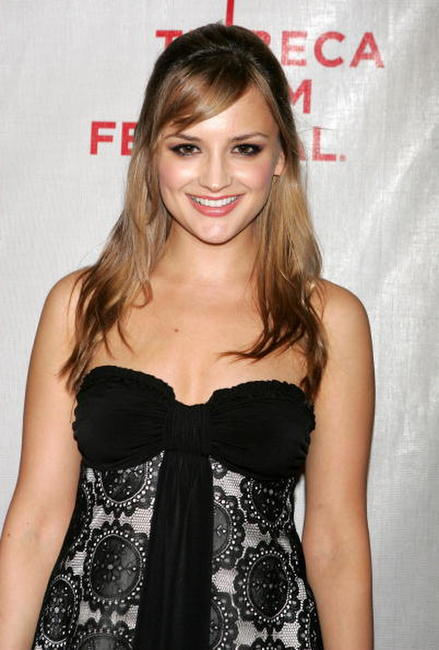 "Rachael Leigh Cook at the premiere of ""The Final Season"" in New York City."