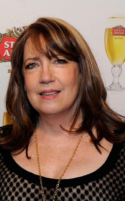 Ann Dowd at the Stella Artois Lounge by Ally B in Utah.