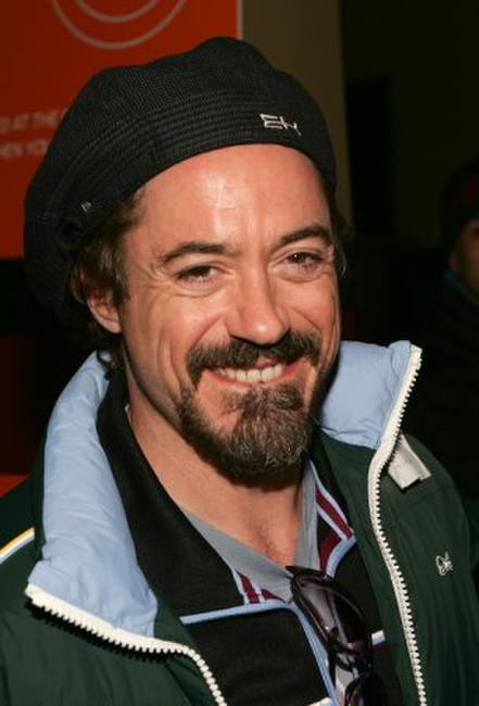 Robert Downey, Jr. at the Sundance Film Festival.