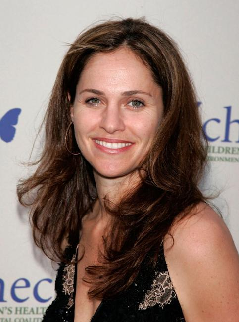 Amy Brenneman at the Children's Health Environmental Coalition's (CHEC) annual benefit.