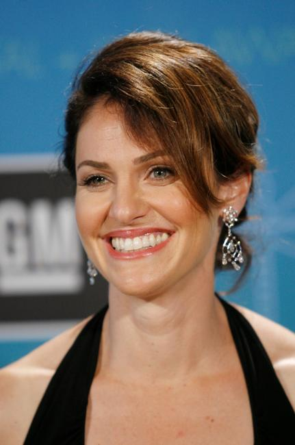 Amy Brenneman at the Women In Film 2007 Crystal and Lucy Awards.