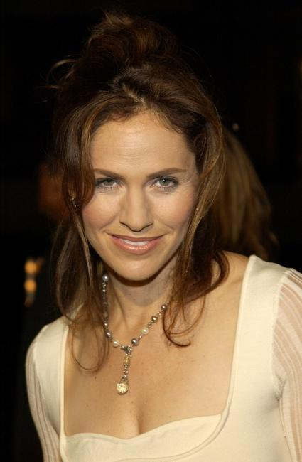 Amy Brenneman at the California benefit screening of