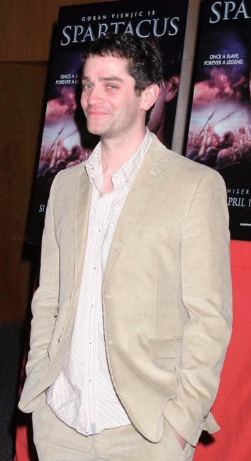 James Frain at the world premiere of