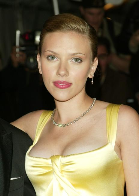Scarlett Johansson at the Dangerous Liasons: The Art of Seduction the Metropolitan Museums Costume Institute Benefit Gala.
