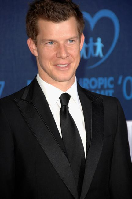 Eric Mabius at the Playing for Good Gala.