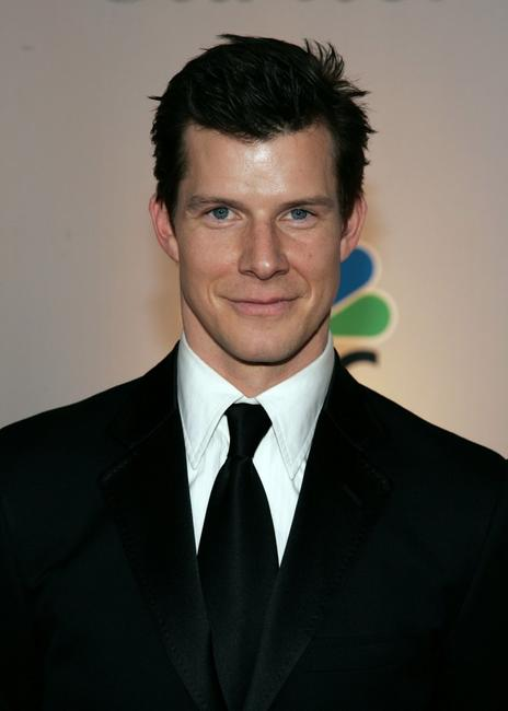 Eric Mabius at the NBC/Universal Golden Globe After Party.