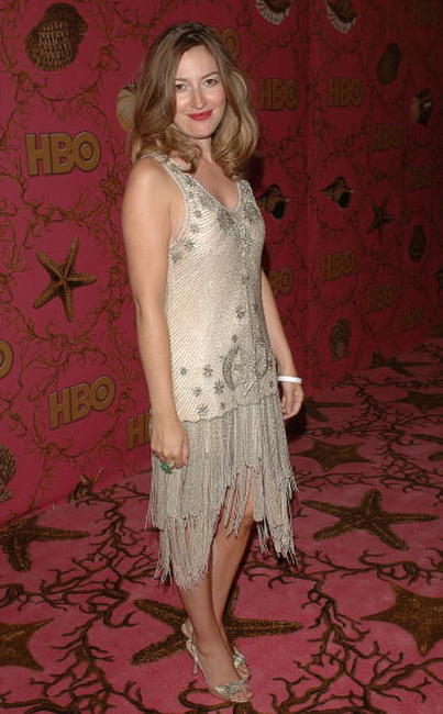 Kelly MacDonald at the HBO Post Emmy Party.