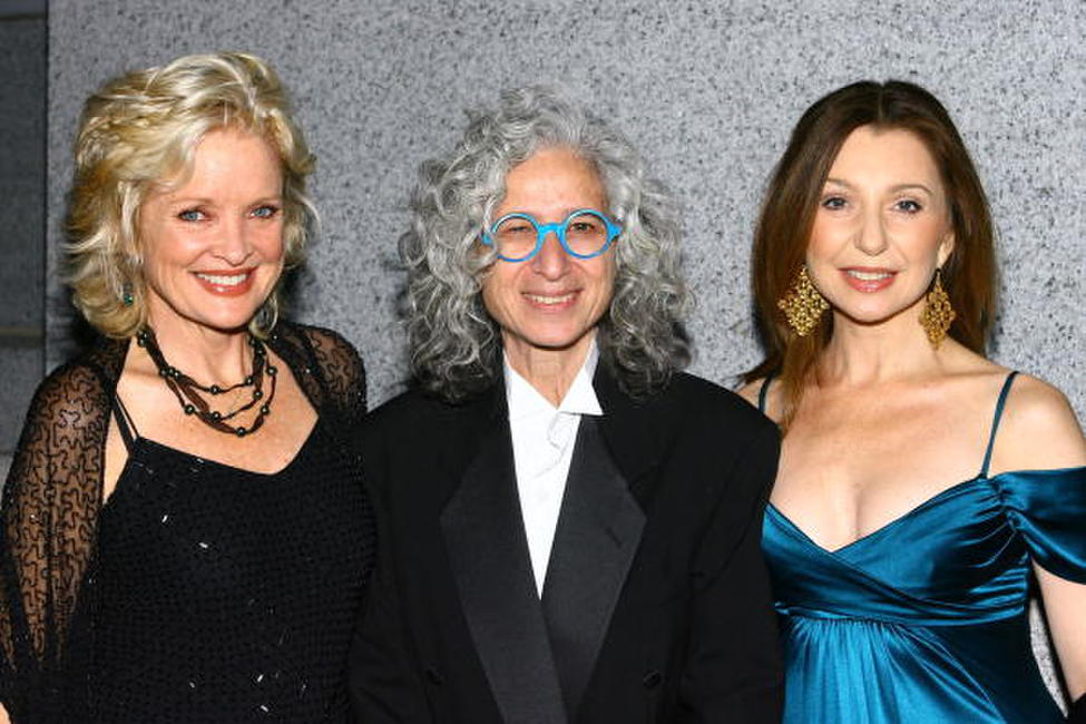 Christine Ebersole, Dr. Jane Aronson and Donna Murphy at the third annual Worldwide Orphans Foundation Benefit Gala.