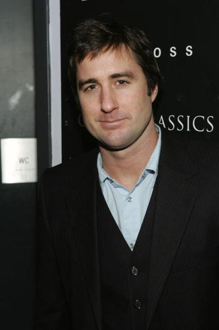 Luke Wilson at the screening of