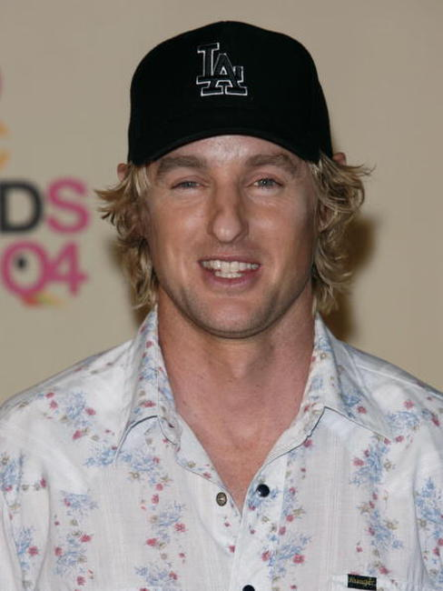 Owen Wilson at the MTV Video Music Awards in Miami, Florida.