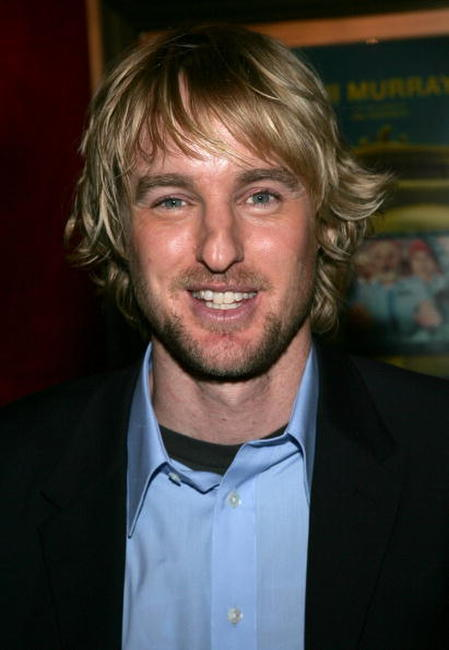 Owen Wilson at the N.Y. premiere of