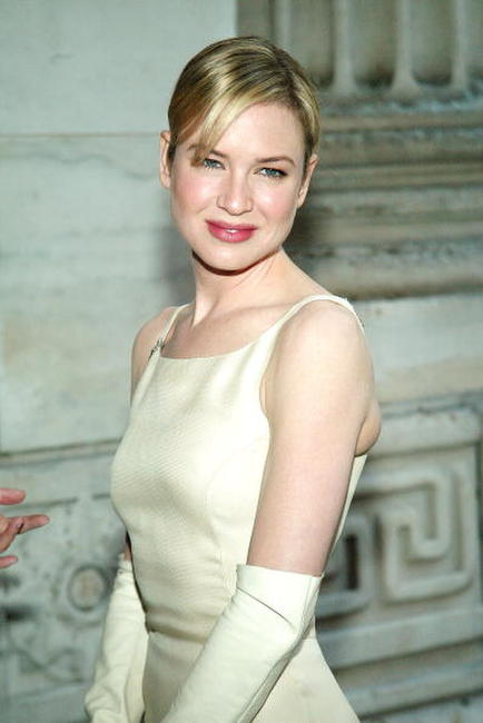 Renee Zellweger at the '2003 CFDA Fashion Awards' in New York City.