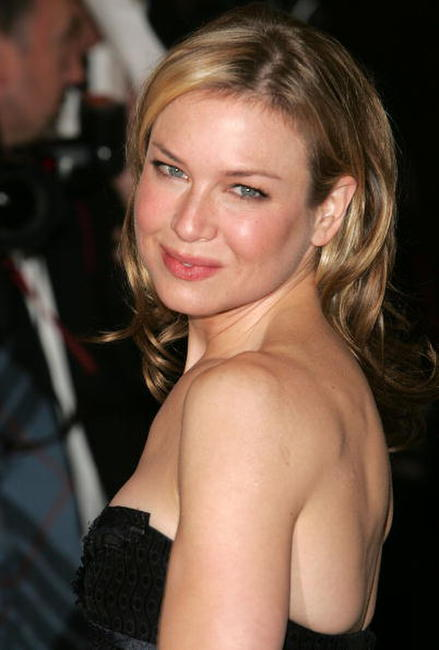 Renee Zellweger at the Museum Of The Moving Image Salute To Ron Howard in New York City.