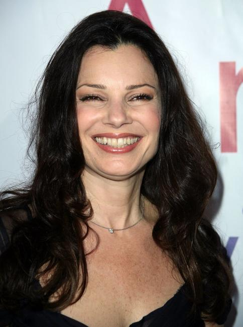 Fran Drescher at the evening with Larry King & friends charity fundraiser.
