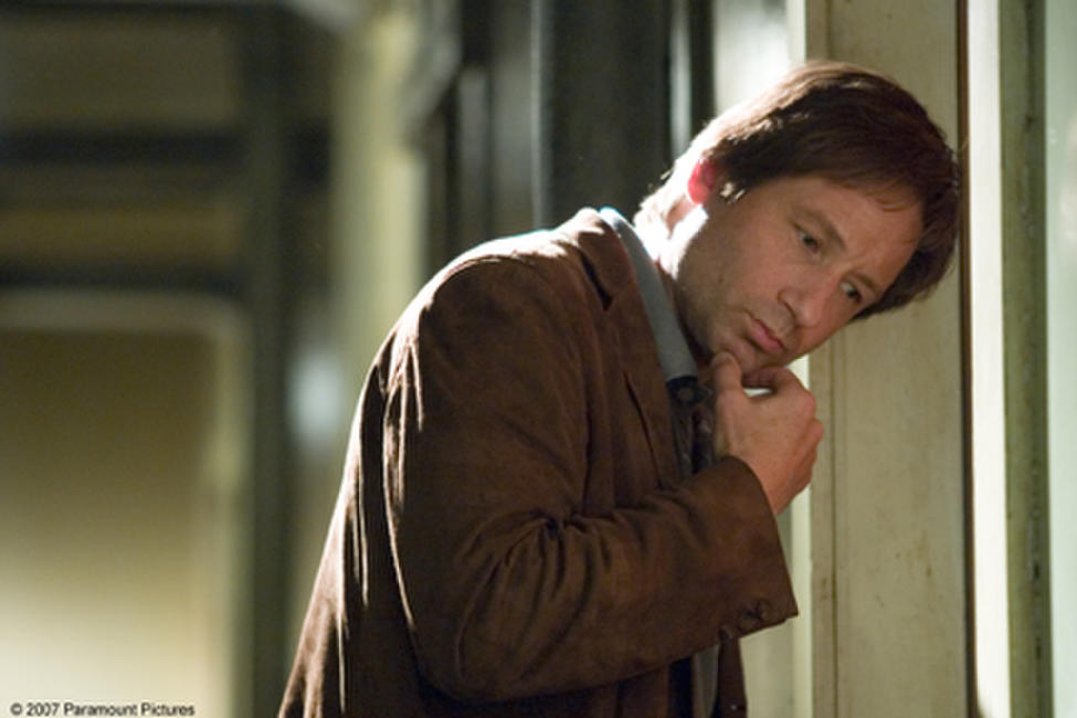 David Duchovny in