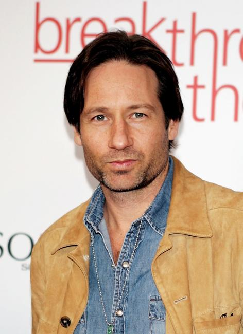 David Duchovny at the Hollywood Life Magazine's Breakthrough of the Year Awards.