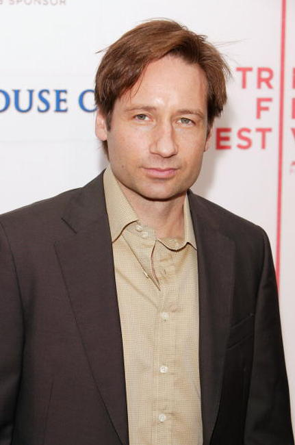 David Duchovny at the screening Of